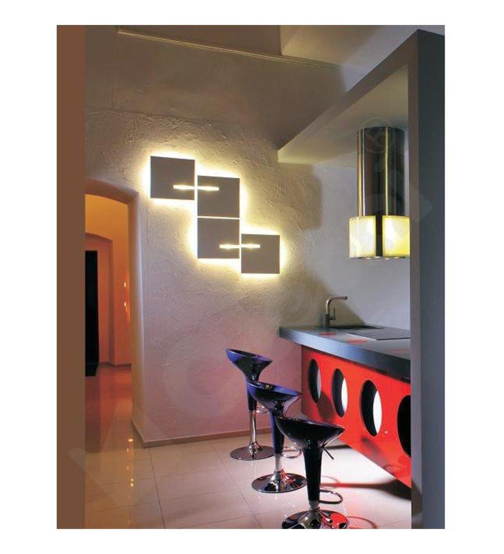 Lampa stołowa gabinetowa Solo1 kolor patyna z...
