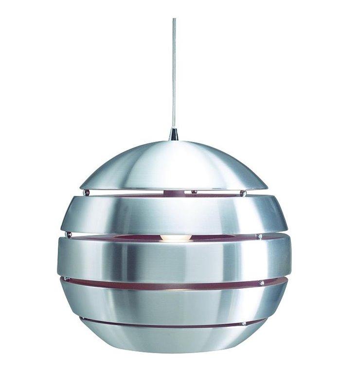 Lampa wisząca aluminiowa kula Stromboli - duża