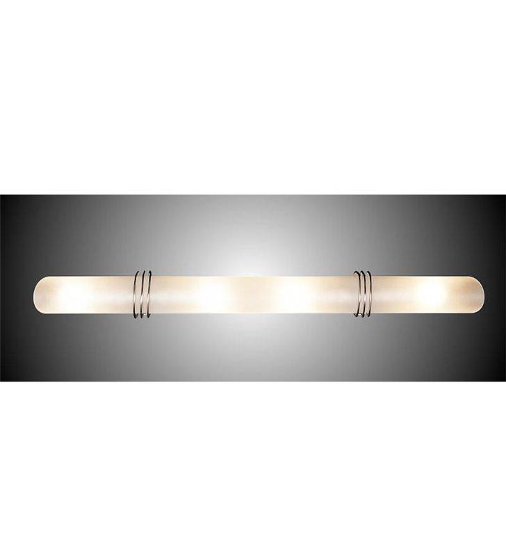 Lampa łazienkowa podłużna do oświetlenia lustra Caro