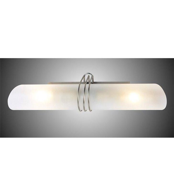 Tania lampa łazienkowa Caro montaż pionowy lub poziomy