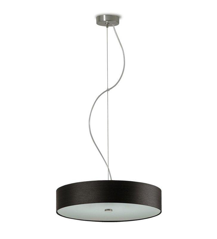 Lampa wisząca Kapri Mini 300 fornir heban ciemny
