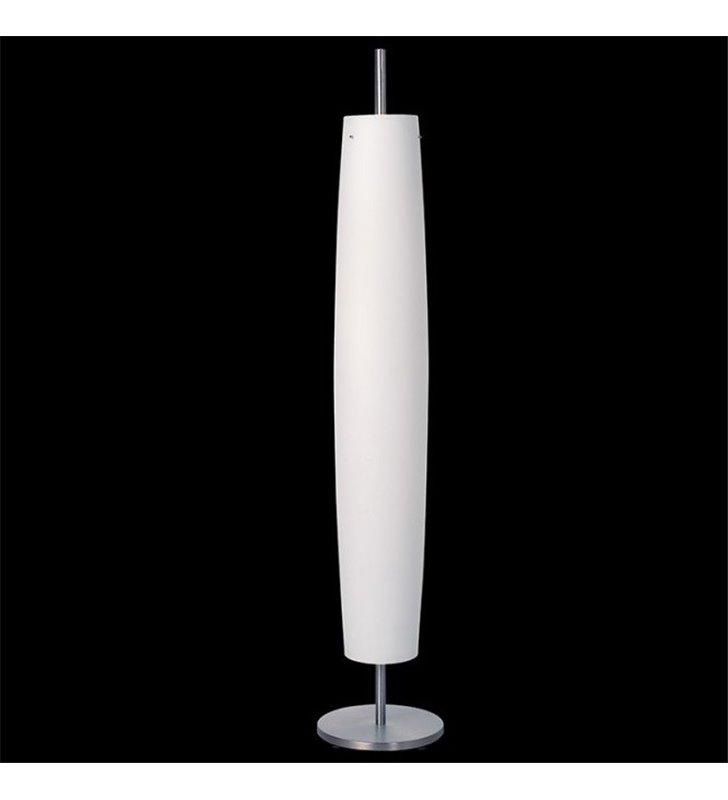 Lampa podłogowa Sigaro T5 podłużny smukły klosz do salonu sypialni jadalni na korytarz przedpokój
