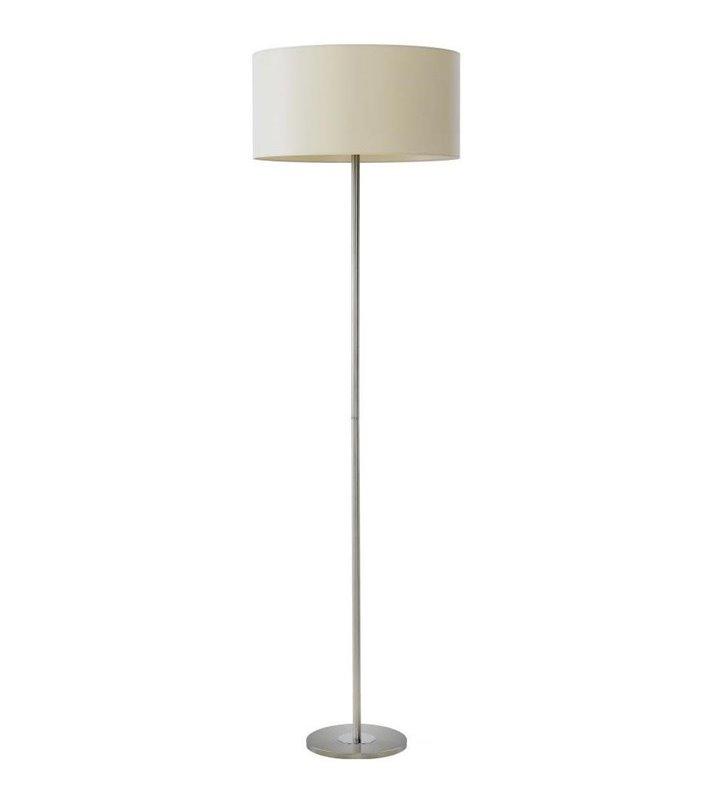 Lampa podłogowa Bach abażur ecru