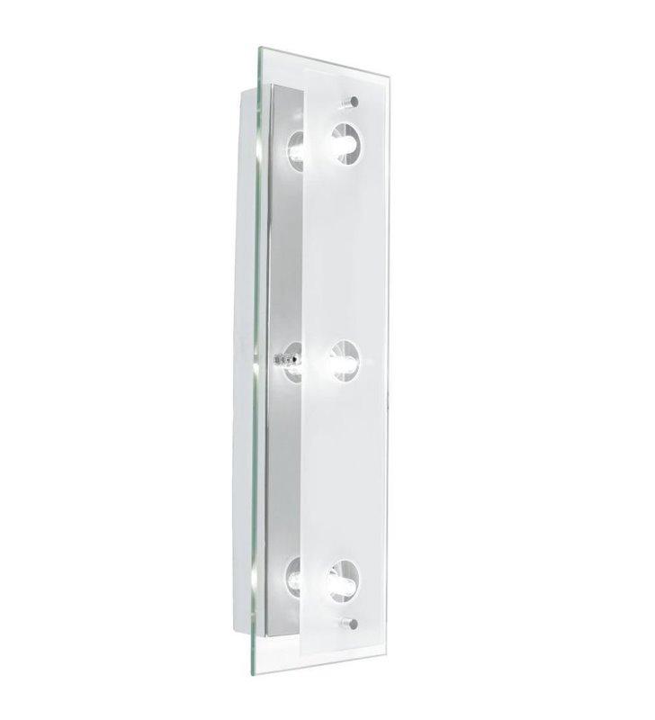 Podłużna nowoczesna lampa łazienkowa Fres