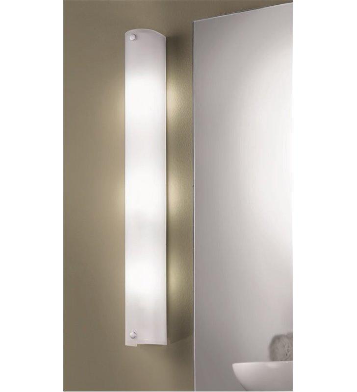 Lampa łazienkowa podłużna z włącznikiem Mono