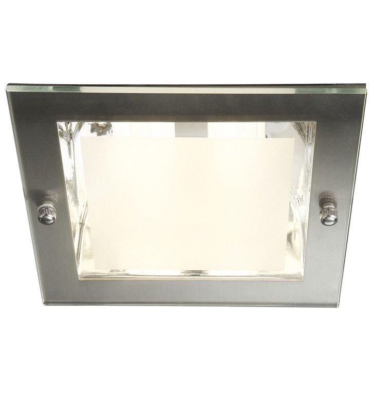 Oprawa punktowa downlight kwadratowa do wbudowania Lava - DOSTĘPNA OD RĘKI