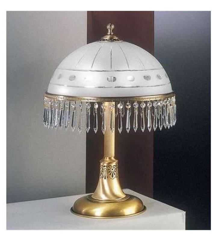 Lampa bronzo arte P1831