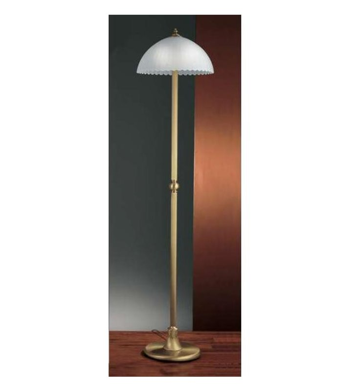 Lampa podłogowa bronzo arte PN825-2