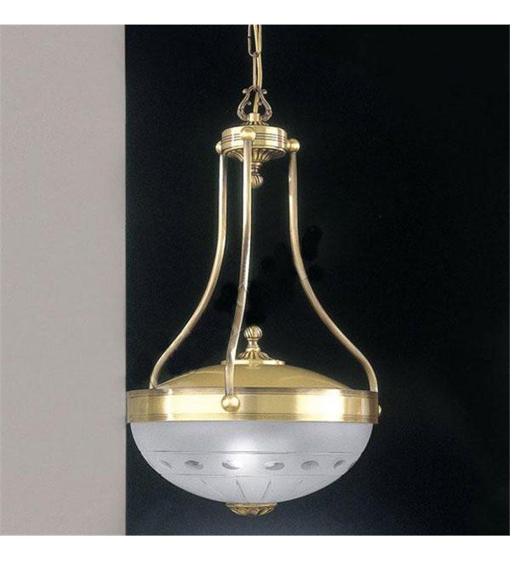Lampa wisząca bronzo arte L3211-2