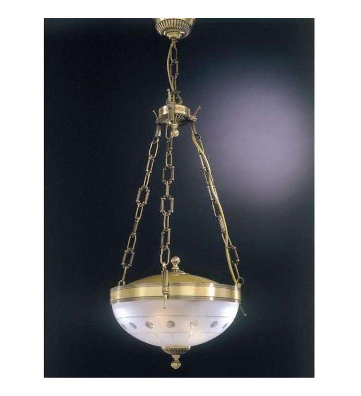 Lampa wisząca bronzo arte L650-2