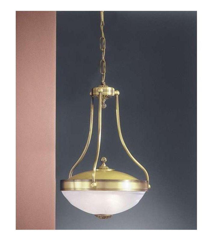 Lampa z kloszem w kształcie misy L3711-2