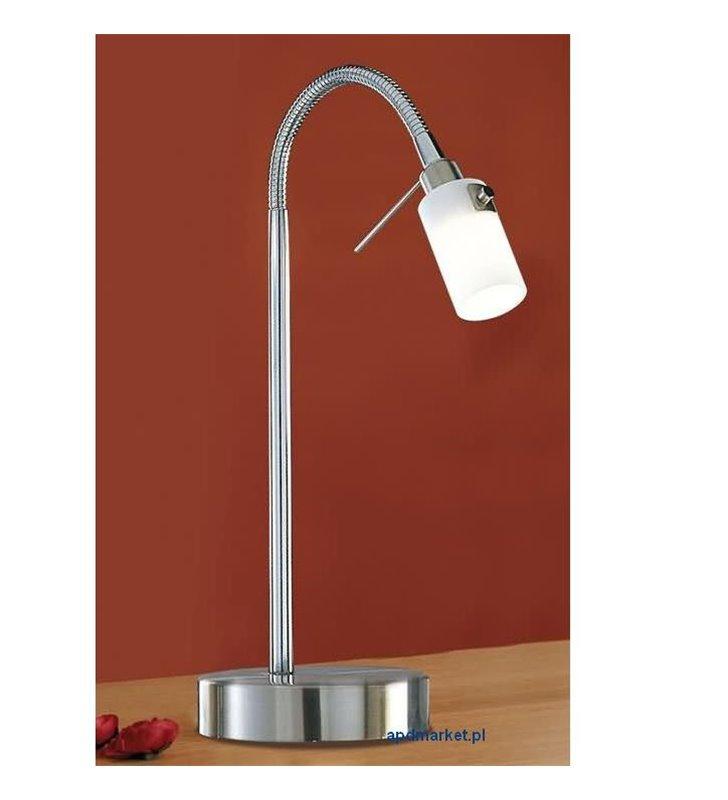 Lampa biurkowa Benga giętkie ramię włącznik dotykowy