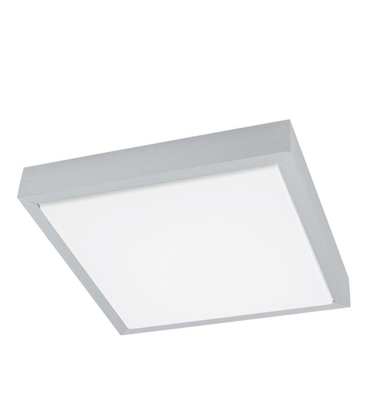 Plafon Idun1 280 kwadratowy aluminium