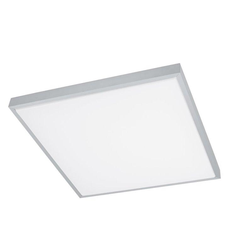 Plafon Idun1 580 kwadratowy aluminium