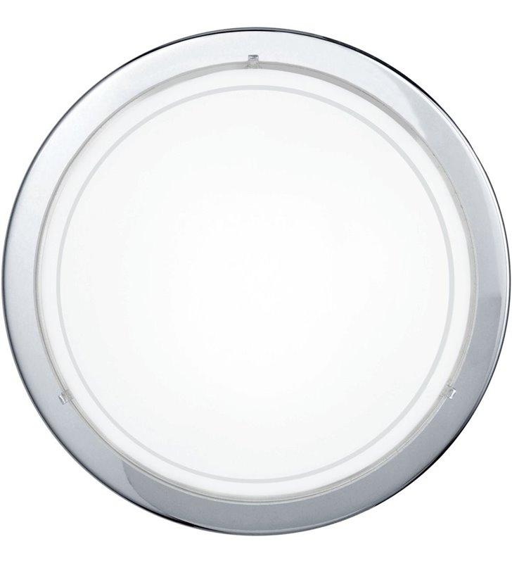 Plafon Planet1 290 chrom tani okrągły - DOSTĘPNY OD RĘKI