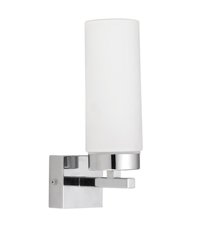 Lampa łazienkowa Celtic pojedynczy kinkiet łazienkowy chrom - OD RĘKI