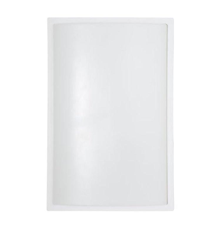 Plafon łazienkowy Garda biały mat IP65