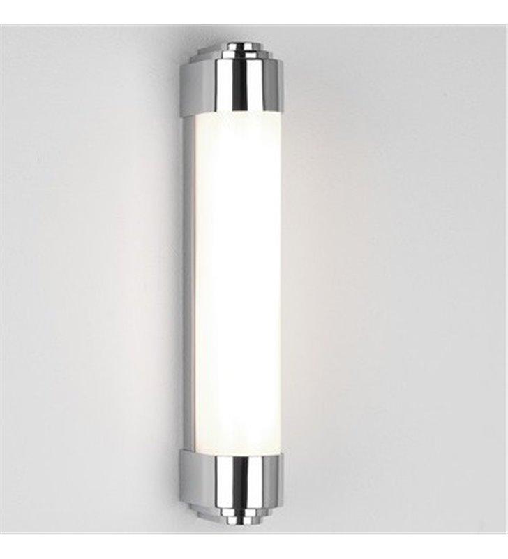 LEDowa wysokiej jakości lampa łazienkowa Belgravia 40cm chrom