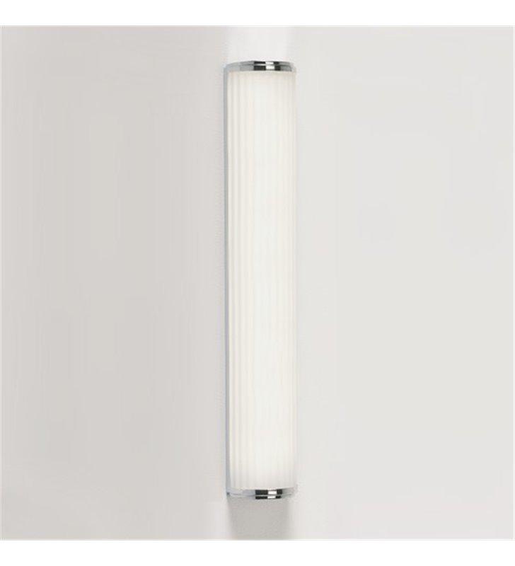 Podłużna lampa łazienkowa Monza 60cm chrom