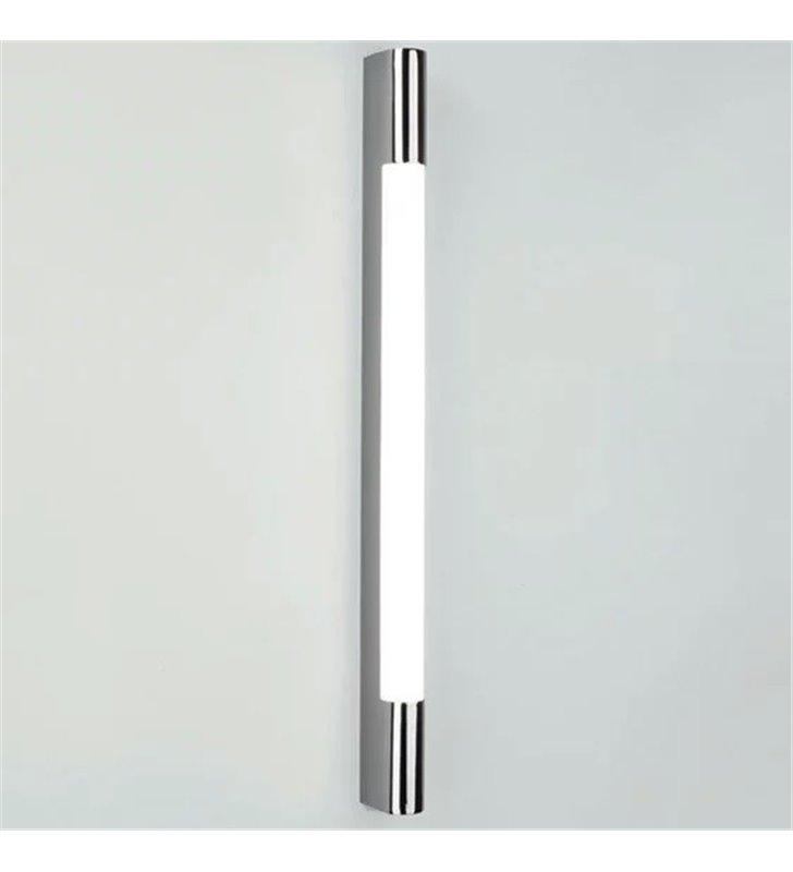 Lampa łazienkowa Palermo 90cm podłużny kinkiet chrom polerowany