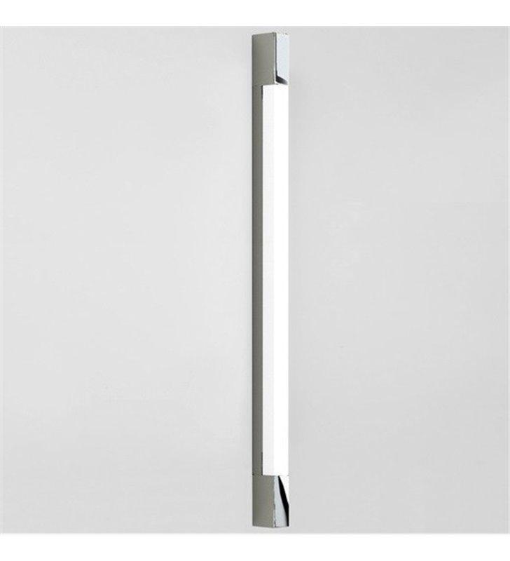 Długi kinkiet do łazienki Romano 1200 LED montaż nad lustrem lub z boku