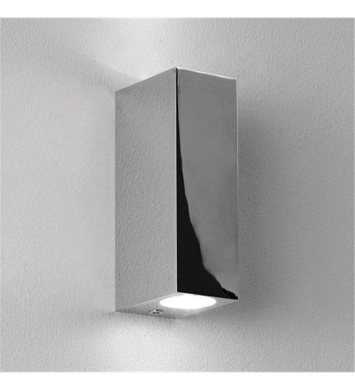 Lampa łazienkowa Bloc LED IP44 chrom polerowany nowoczesna