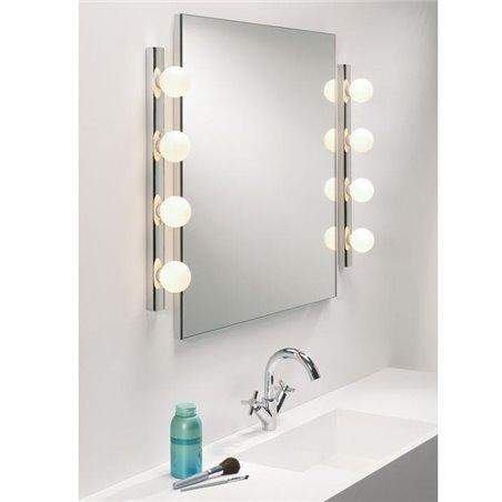 5 Punktowa Lampa łazienkowa Do Lustra Z Włącznikiem Cabaret Oświetlenie Toaletki