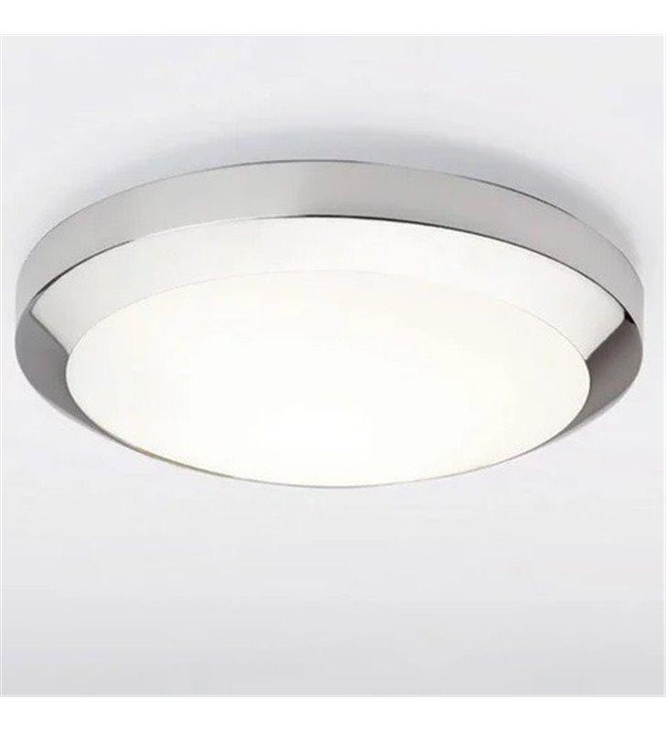 Plafon łazienkowy Dakota LED 30cm okrągły 2700K 748lm