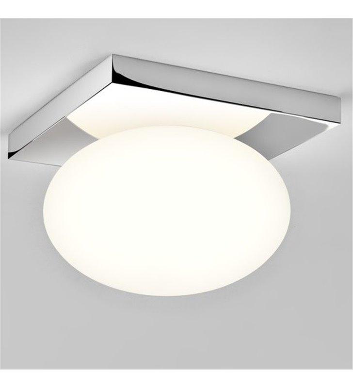 Nowoczesna lampa sufitowa plafon do łazienki Castiro IP44