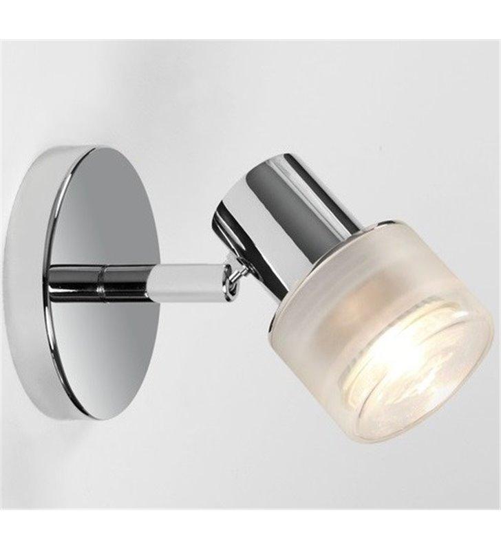 Pojedyncza lampa łazienkowa ścienno sufitowa Tokai