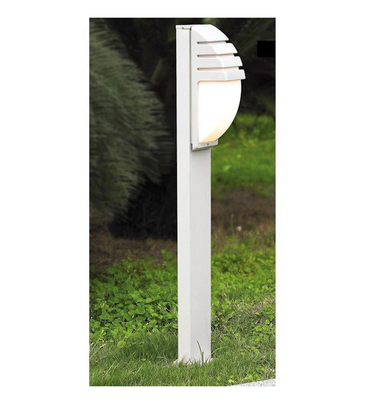 Słupek ogrodowy oświetleniowy 1m jasno szary  Decora E27 60W IP44 - DOSTĘPNA OD RĘKI