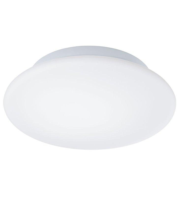 Okrągły biały plafon łazienkowy Bari1 LED IP44