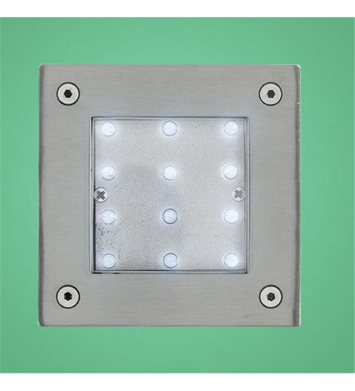 Lampa zewnętrzna Park1 - LED - 3 szt. w komplecie