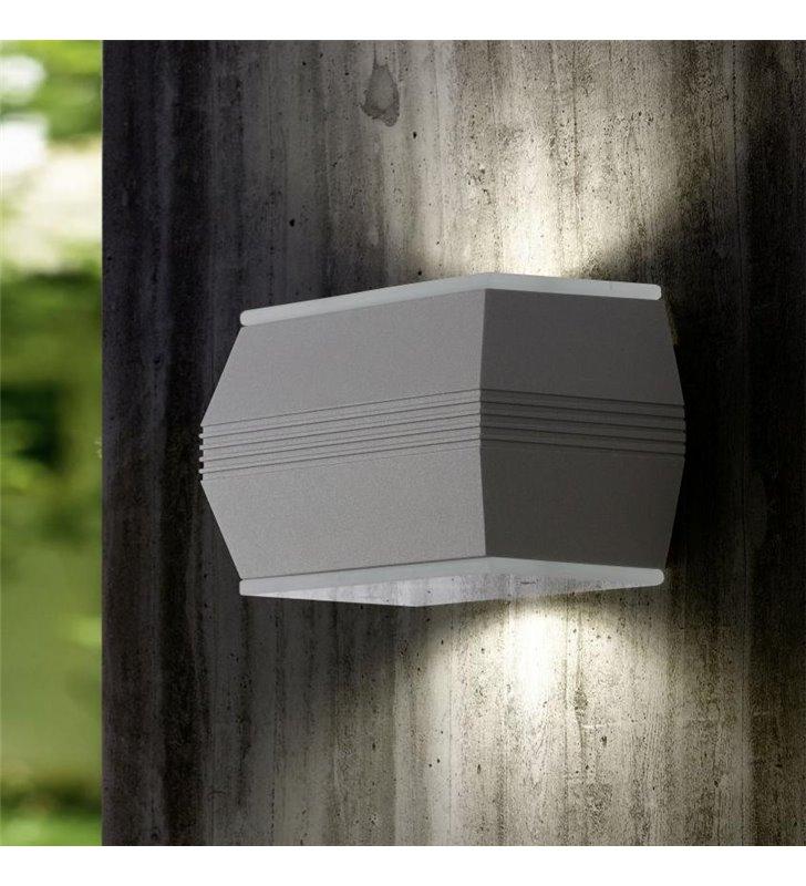 Lampa ogrodowa Norika1 - LED