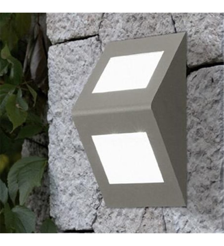 Lampa ogrodowa Morino - LED