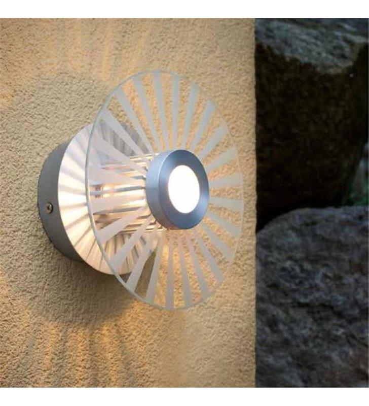 Lampa ogrodowa Torbay1