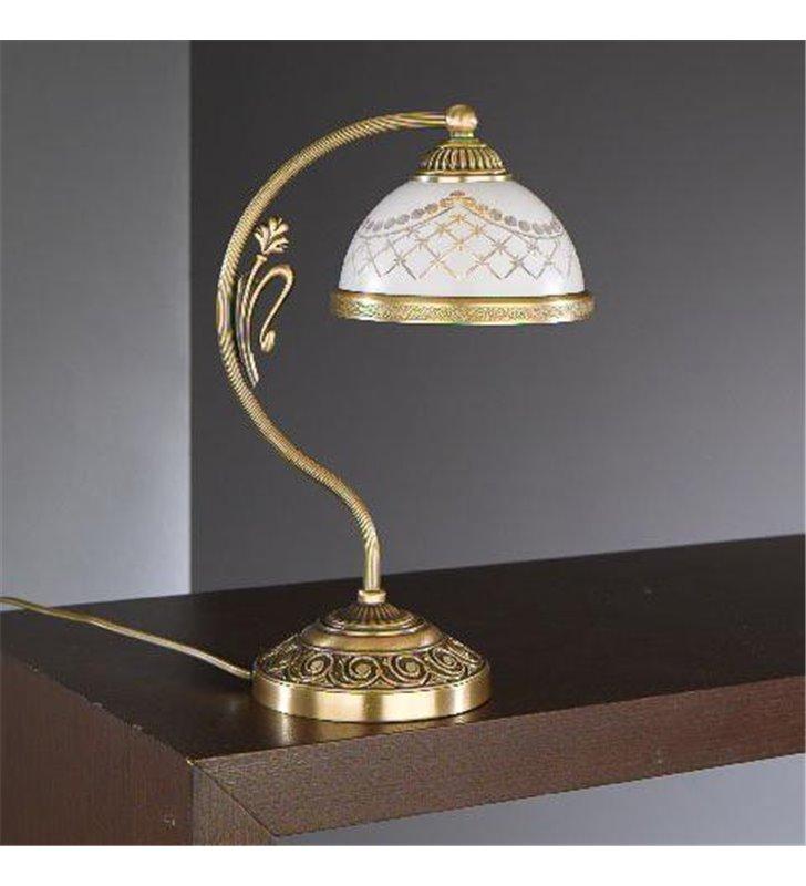 Lampa stołowa Topaz1 Mosiądz