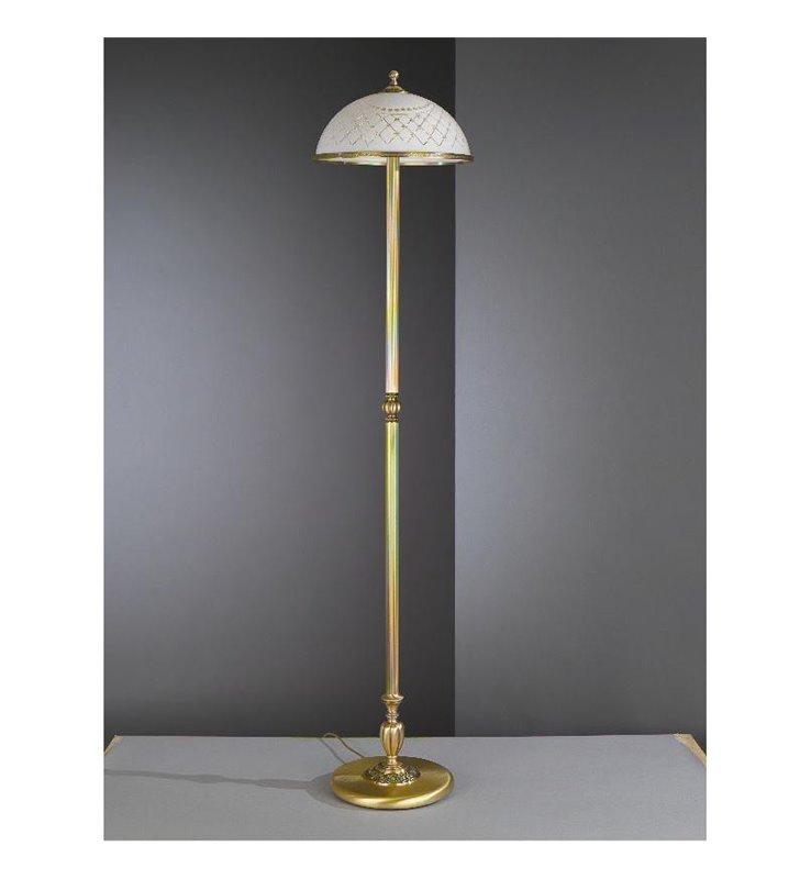 Lampa podłogowa Topaz1 Mosiądz