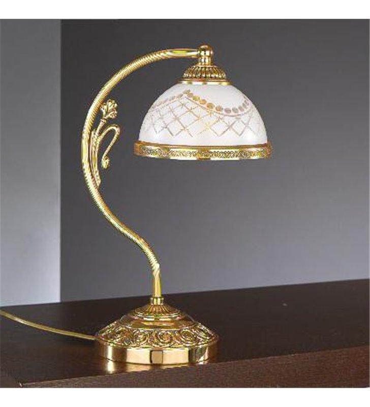 Lampa do gabinetu Topaz1 Złoto