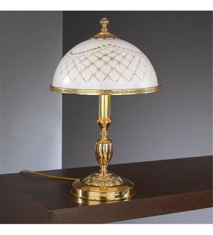 Lampa Topaz1 Złoto