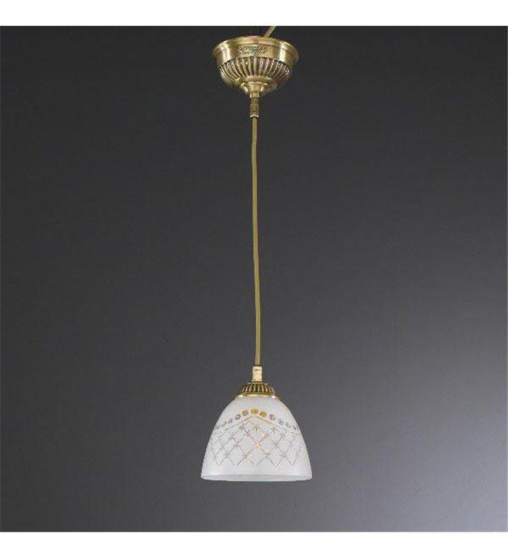 Pojedyńcza lampa wisząca Karen