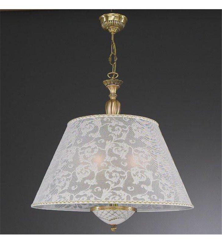 Włoska lampa wisząca Wenecja1