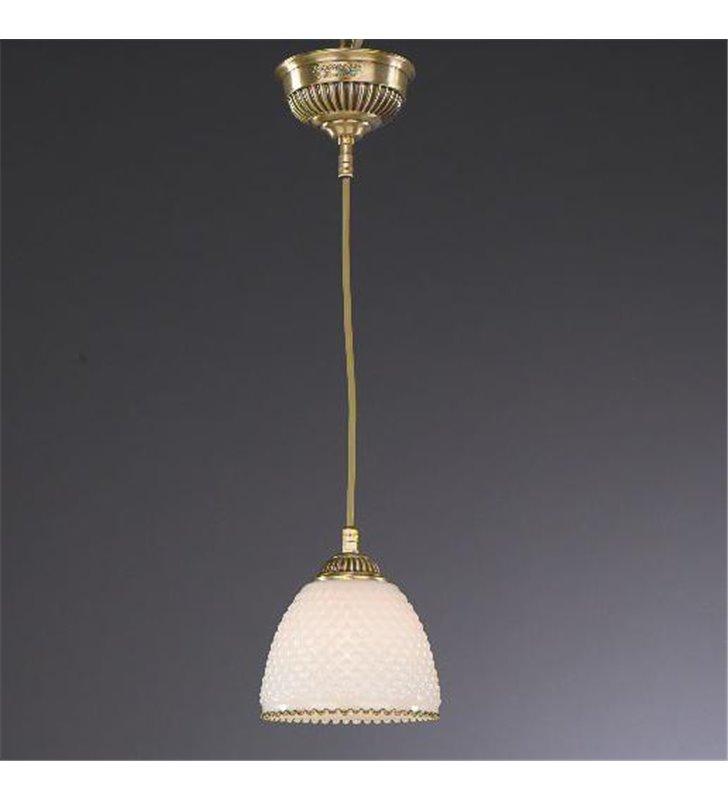 Lampa wisząca nad barek Prato