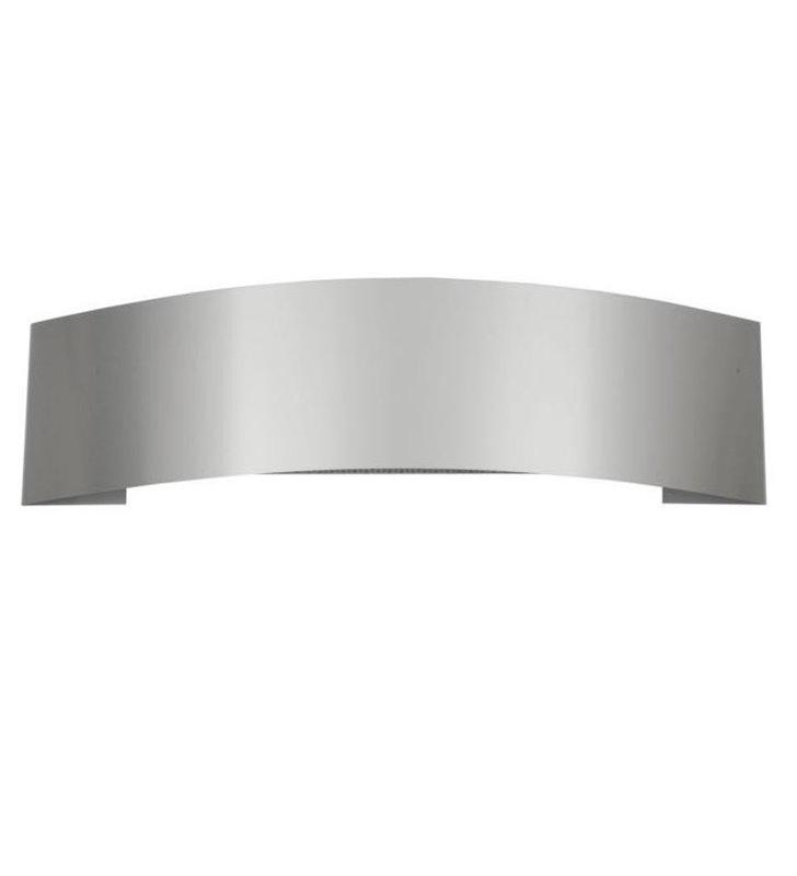 Kinkiet Keal metalowy podłużny srebrny - DOSTĘPNY OD RĘKI