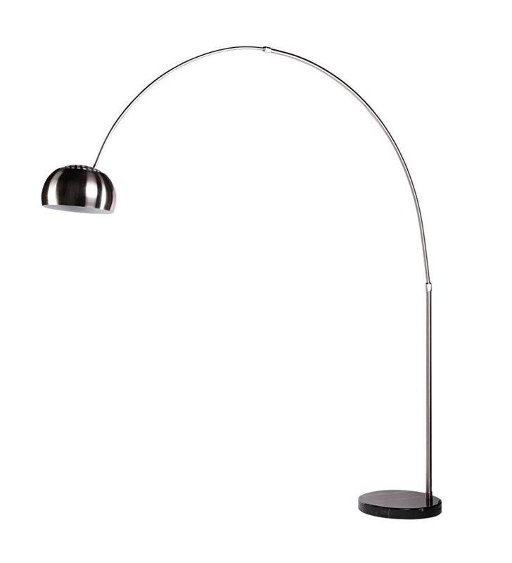 Cosmo lampa podłogowa na wysięgniku wysoka do biura sypialni salonu