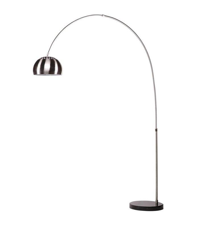 Lampa podłogowa Cosmo wysoka na wysięgniku do salonu sypialni biura