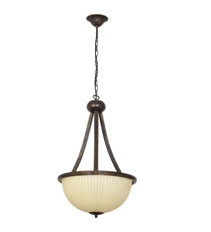 Lampa wisząca Baron klasyczna ampla