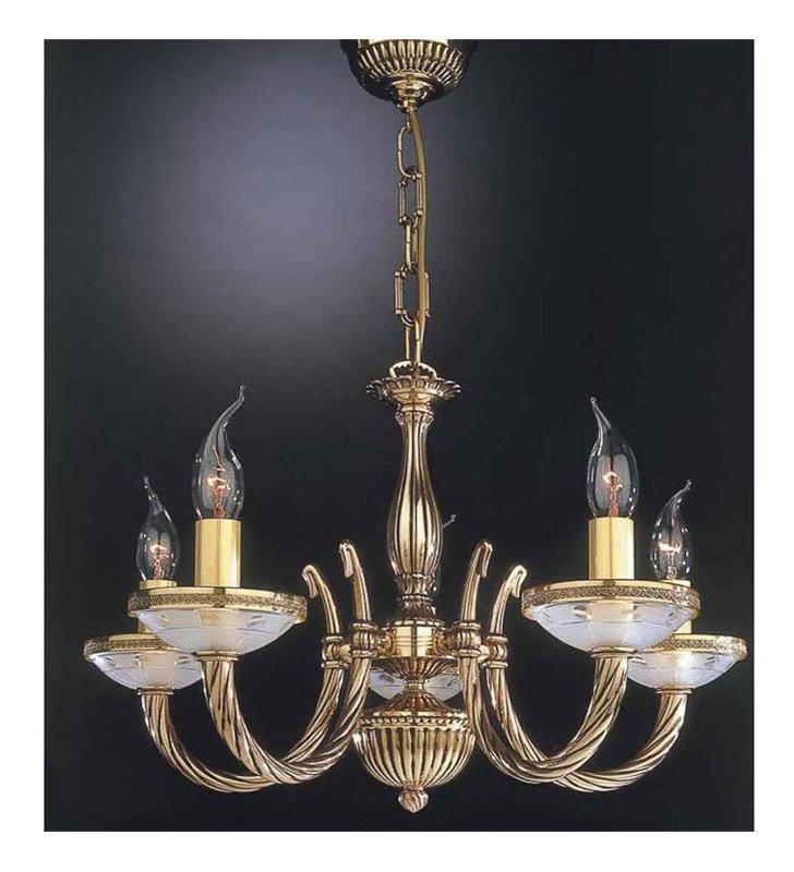 Lampa żyrandol Tarent