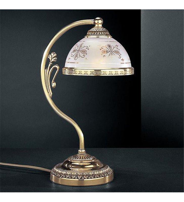 Lampa Benevento złoty