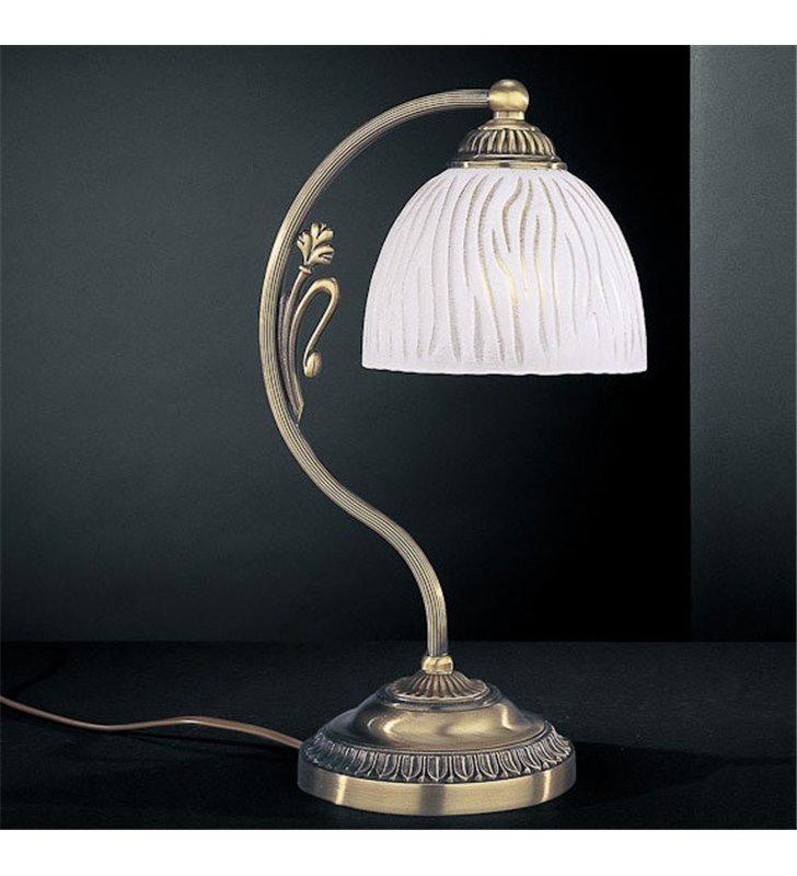 Lampa na stolik nocny Lecce